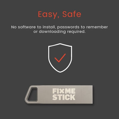 Fixmestick The Leading Computer Virus Cleaner